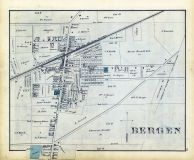 Bergen 002, Genesee County 1876